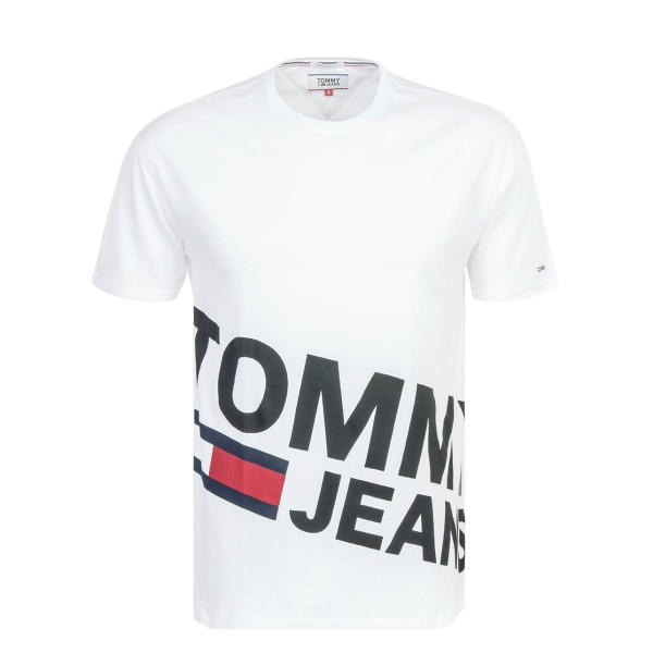 Tommy TS Magnified White Black