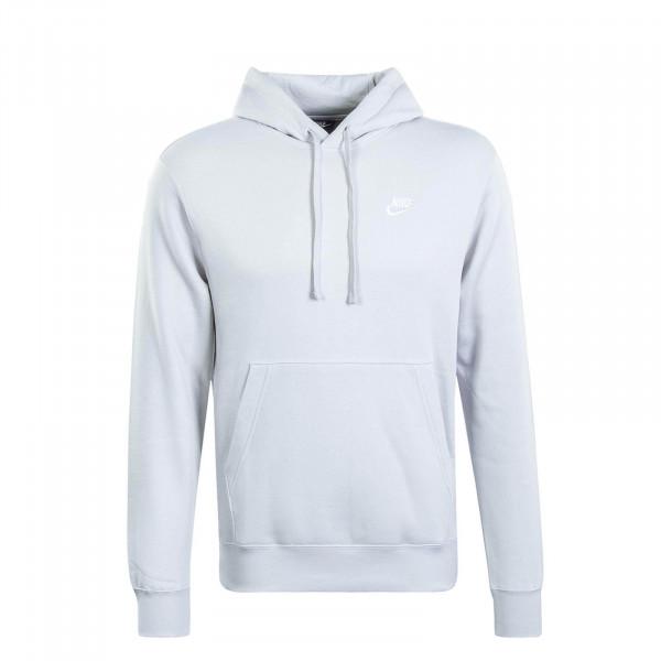 Herren Hoody Club NSW Vast Grey White