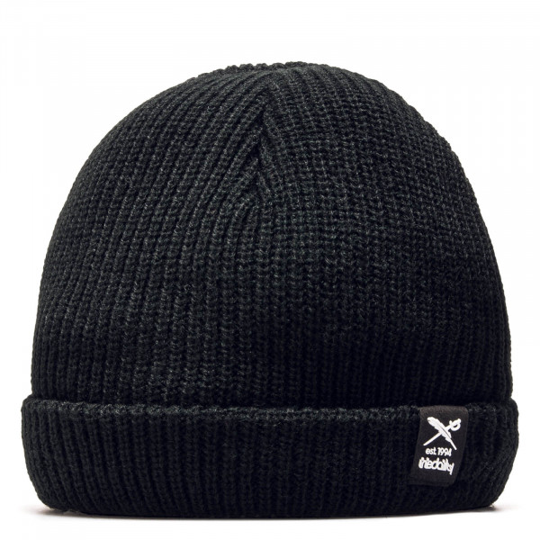 Iriedaily Beanie Transition Black