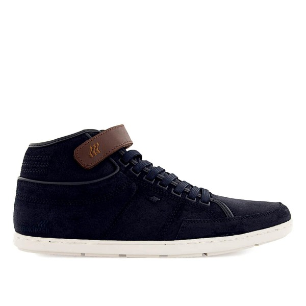 Boxfresh Swich Suede Navy Brown