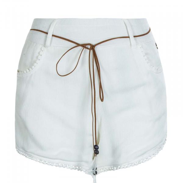 Damen Short - D7429G61531AKEN - White