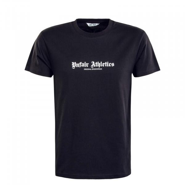 Herren T-Shirt - OG Sportswear - Black
