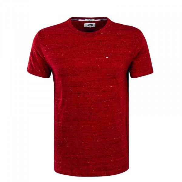 Herren T-Shirt TJM Essential Red