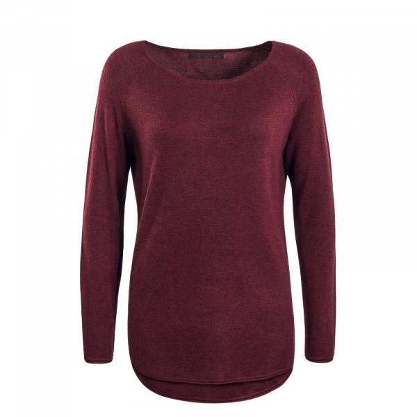 Damen Pullover Mila Lacy Bordeaux Truffle