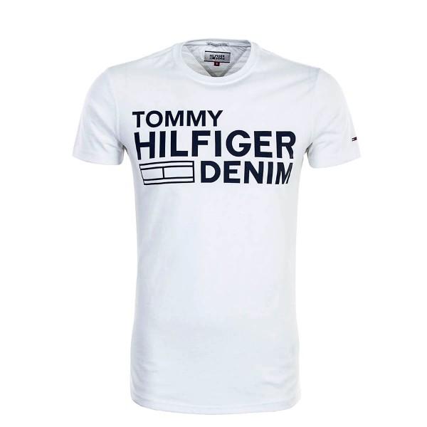 Tommy TS 2192 White Black Blue