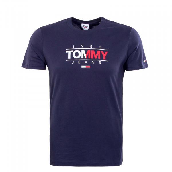 Herren T-Shirt - Essential Graphic 11600 - Twilight Navy