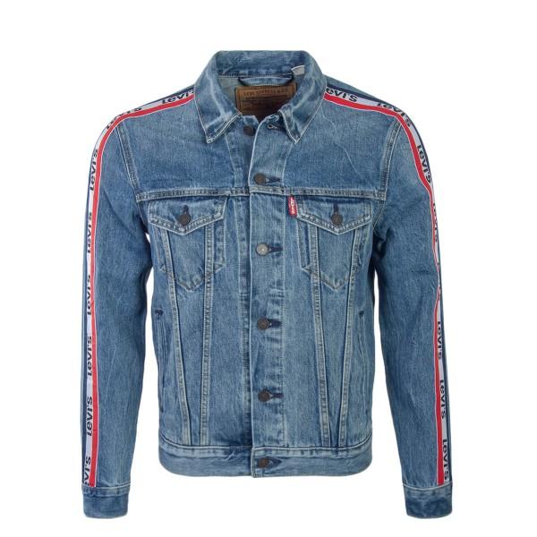 Levis Jeansjkt Trucker Sports 59446 Blue