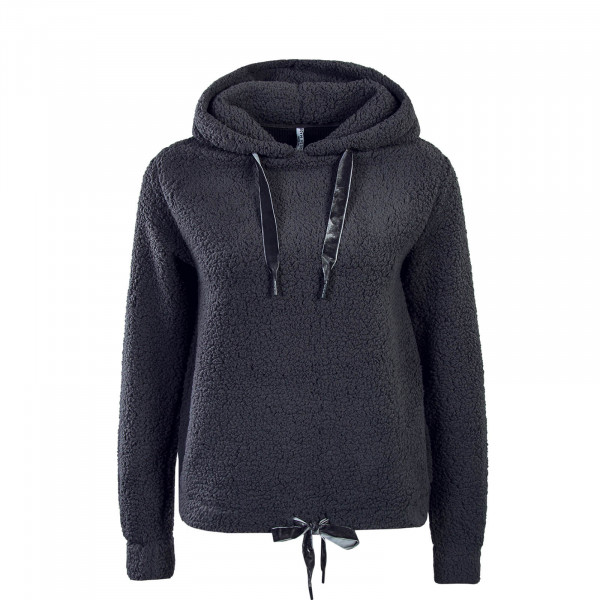 Damen Hoody 1908 Dark Grey