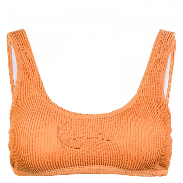 Bikini Top - Originals Crinkle - Orange