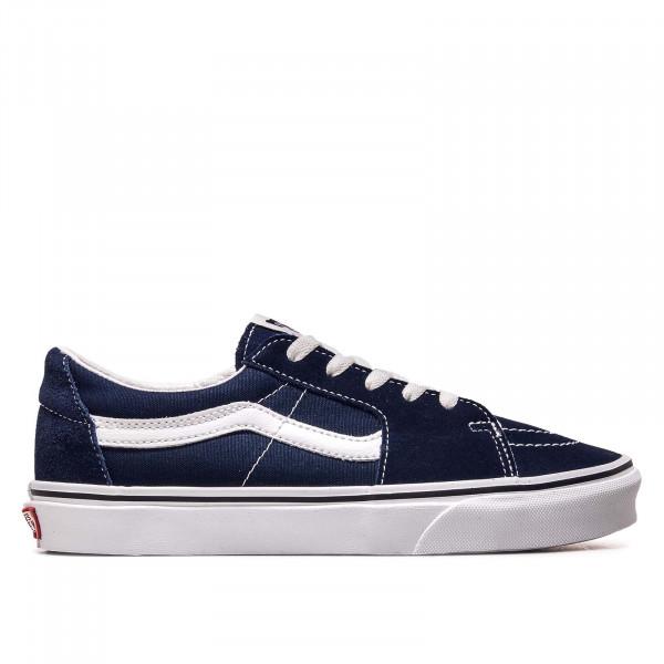 Unisex Sneaker - SK8 Low - Dress Blue / True White