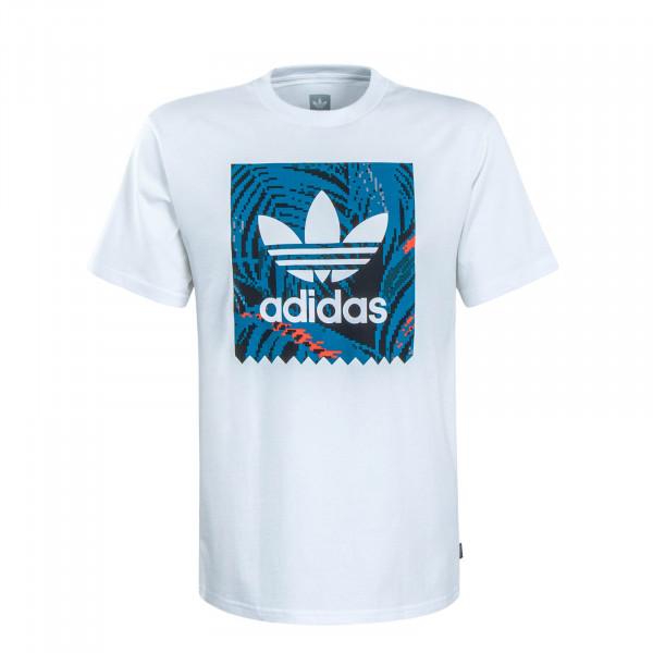 Herren T-Shirt SK8 7361 White Blue