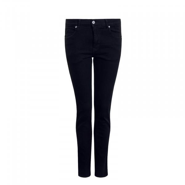 Unisex Jeans Snap Black