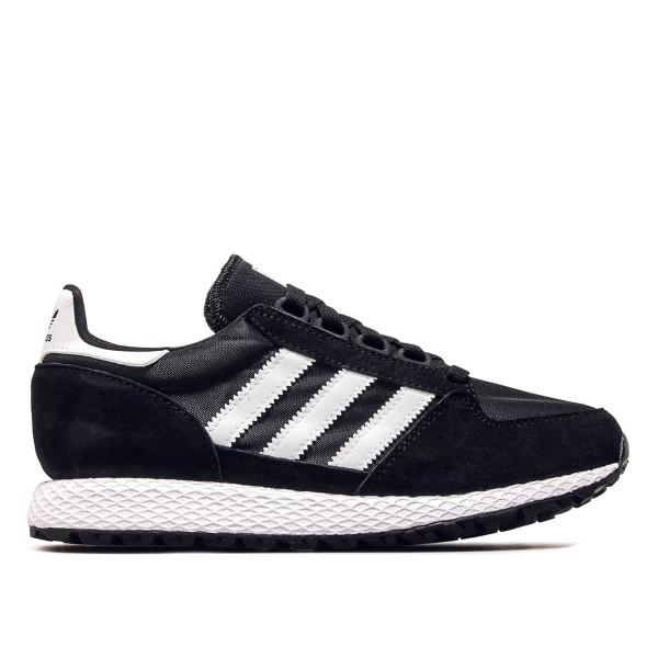 Adidas U Forest Grove Black White