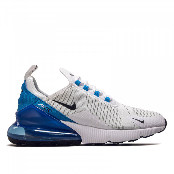 Herren Sneaker Air Max 270 White Blue