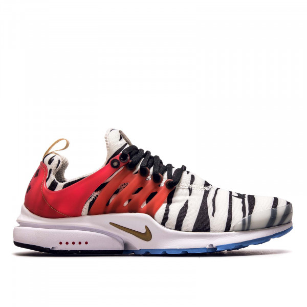 Herren Sneaker Air Presto White Metallic Gold Black
