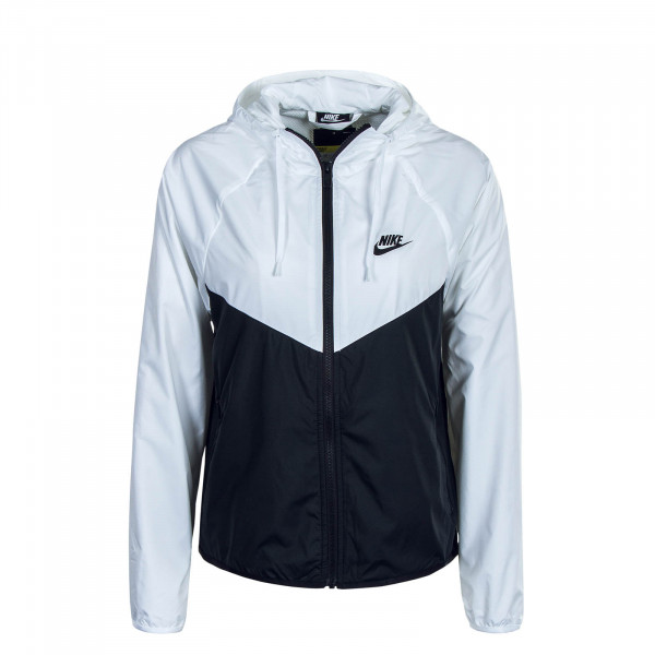 Damenjacke NSW Windrunner 101 White Black