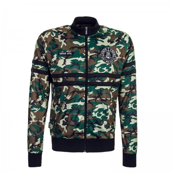 Unfair Trainingsjkt Tracktop Camo