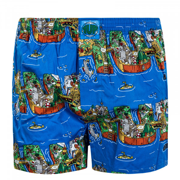 Boxershorts One Up 4 Worldpiece 1UP Blue
