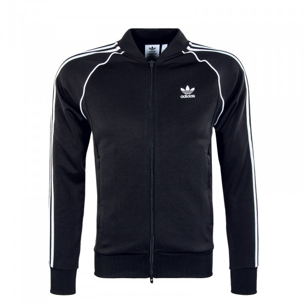 Herren Trainingsjacke - SST TT P - Black / White