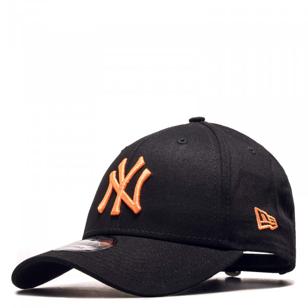 Cap 9 Forty NY Black Orange