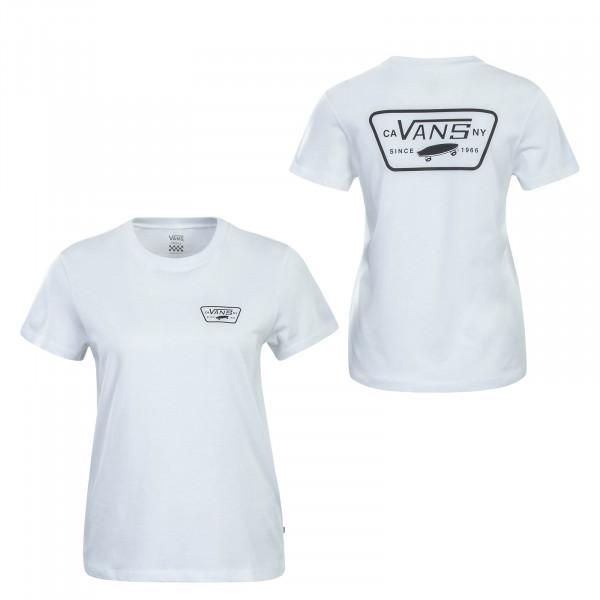 Vans Wmn TS Full Patch White