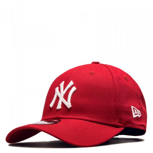 Cap 940 Leag Basic NY Red White