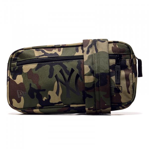Waist Bag MLB Neyyan Camouflage Green