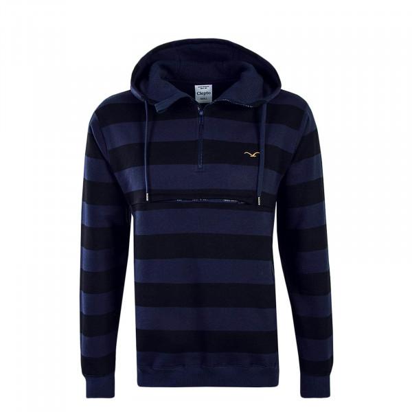 Herren Hoody Stripe 3,0 Navy