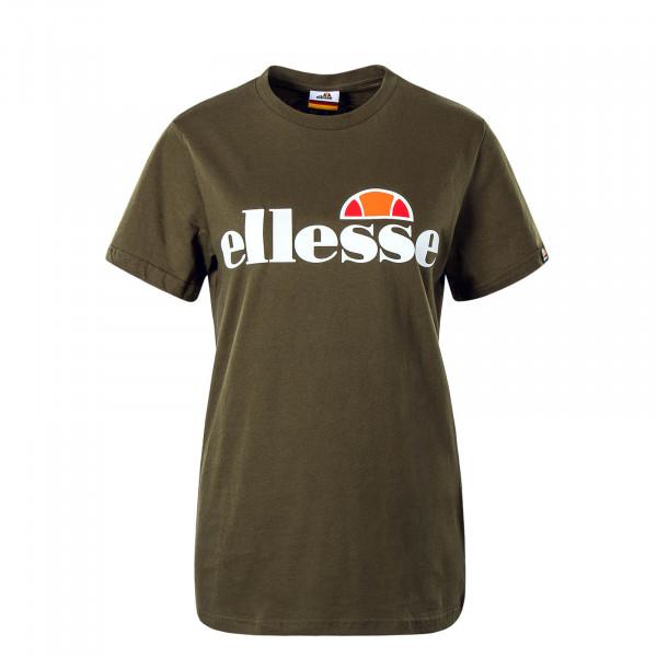Damen T.-Shirt Albany Khaki