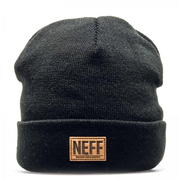 Neff Beanie Ruffian Black