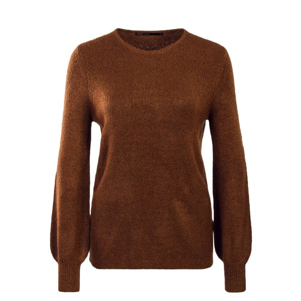 Only Knit Sweat Miramar Brown