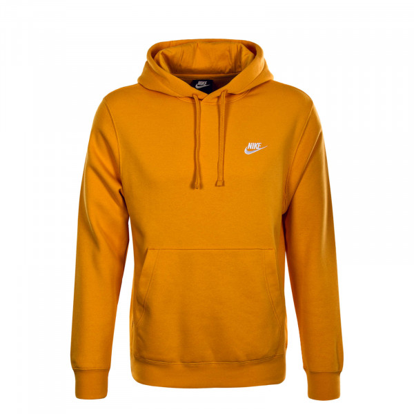 Herren Hoody Club NSW Orange White