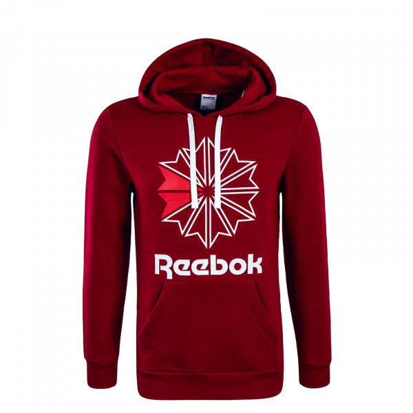 Reebok Hoody F Star Red