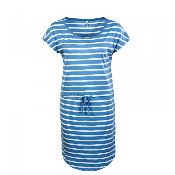 Damen Kleid - May Life  - Allure / Stripes / White