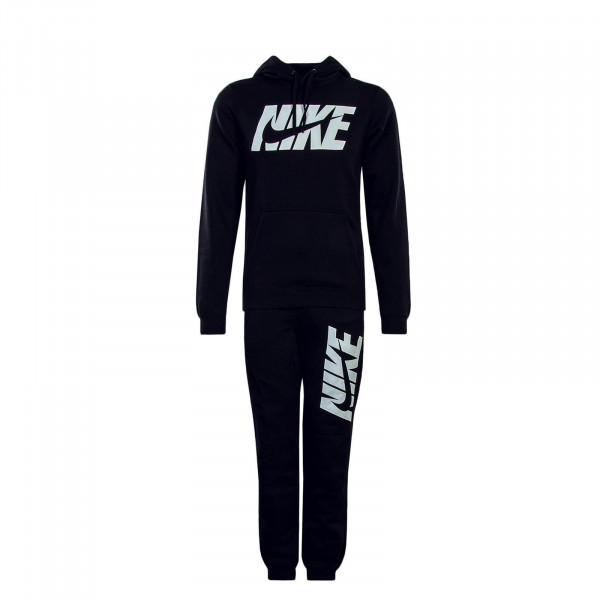Nike Suit CE TRK FLC Black White