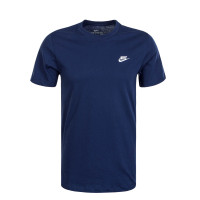 Herren T-Shirt NSW Club Navy