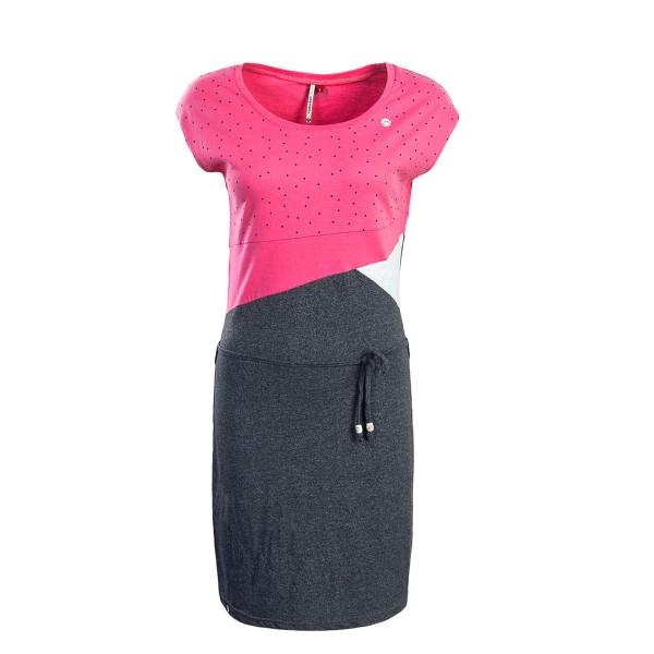 Ragwear Dress Nellie Pink Grey
