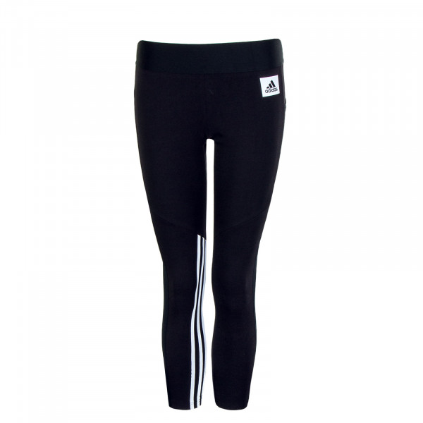 Damen Leggings 7/8 D2M MO Black White