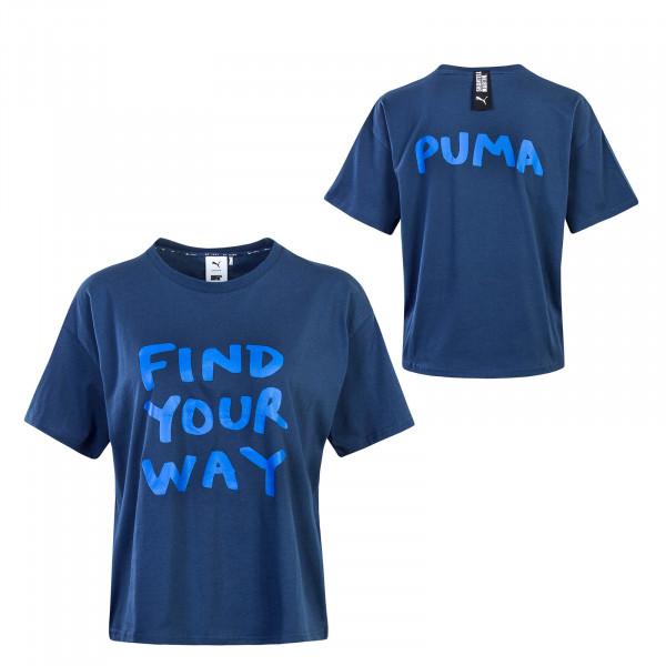 Puma Wmn TS Shantell Martin Navy