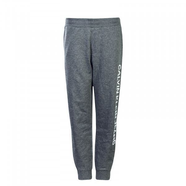 Herren Joggingpant Institutional Side Grey