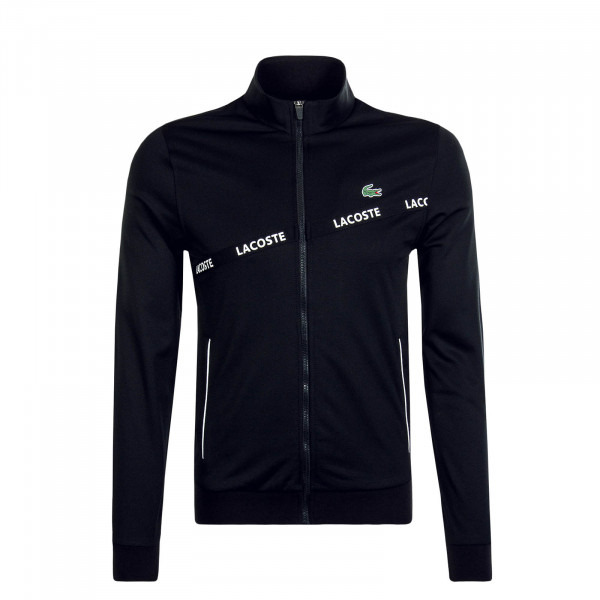 Herren Trainingsjacke 8651 Black