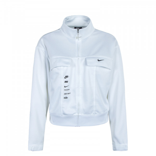 Damen Trainingsjacke Swoosh CU5678 White