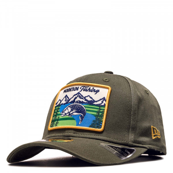 Cap Outdoors 9Fifty Stretch Snap Olive