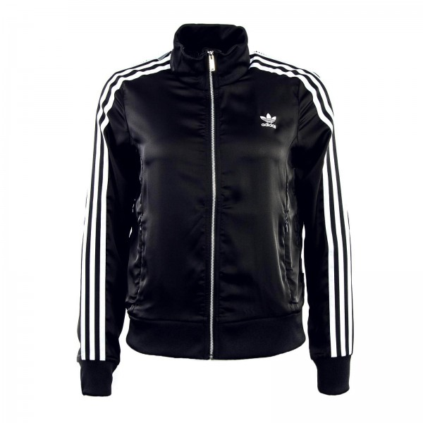 Adidas Wmn Trainingjkt Europa Black