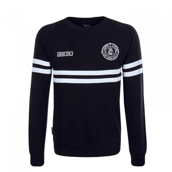 Herren Sweatshirt DMWU Black White