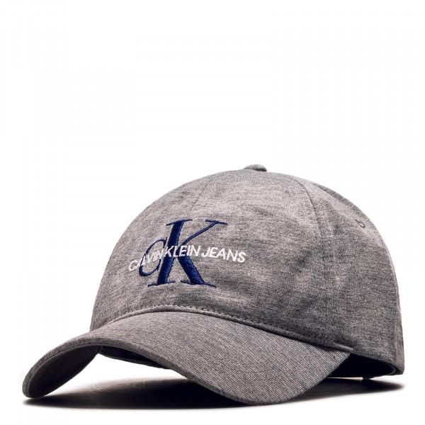 Cap Monogram 4940 Grey Blue
