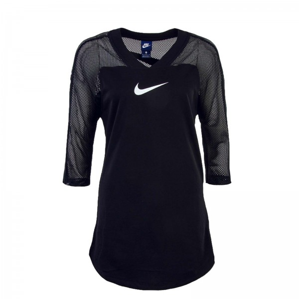 Nike Wmn LS 876647 Black White