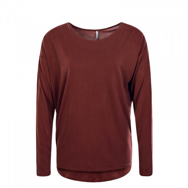 Damen Longsleeve FFree Elcos Bordeaux