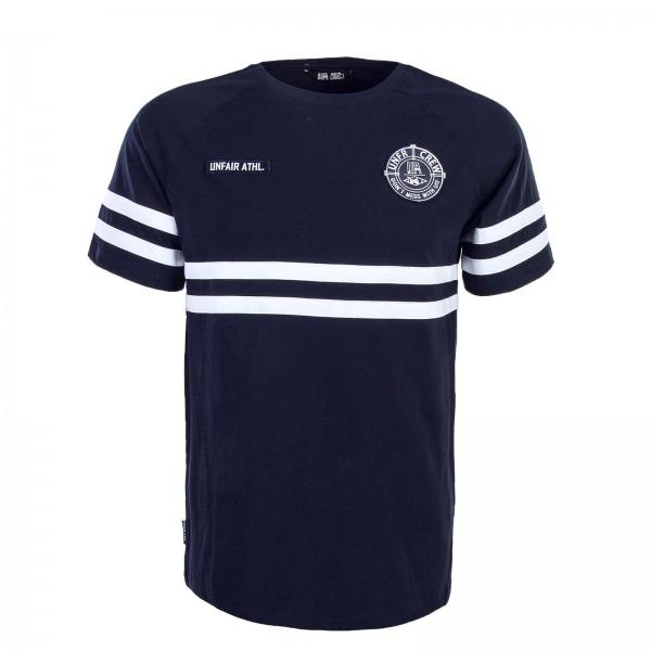 Herren T-Shirt DMWU Navy White