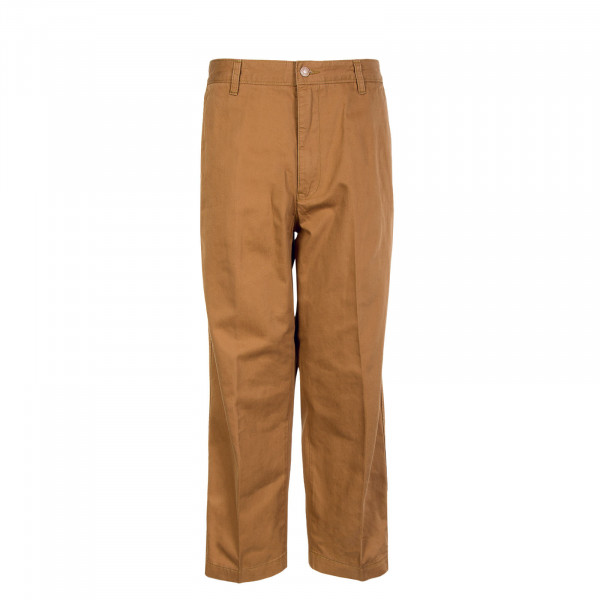 Herren Hose - XX Stay Loose Chino Crop - Desert